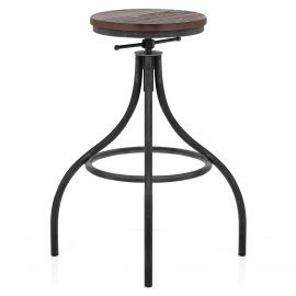 Arc Stool Gunmetal