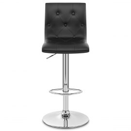 Verona Bar Stool Black