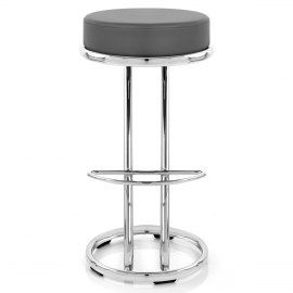 Zizi Kitchen Stool Grey