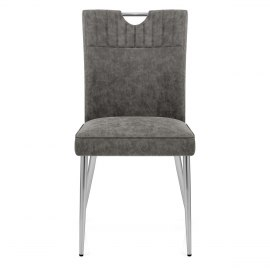 Spitfire Dining Chair Grey