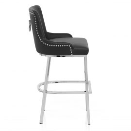 Bliss Bar Stool Black