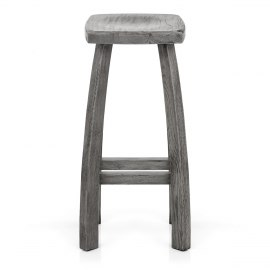 Oslo Bar Stool Grey