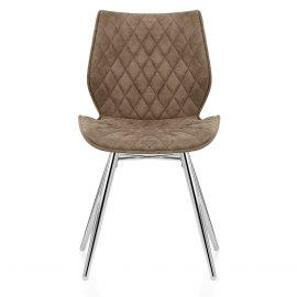 Lux Dining Chair Antique Brown