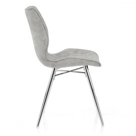 Lux Dining Chair Antique Grey