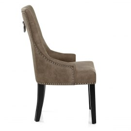 Ascot Dining Chair Antique Brown
