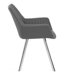 Finley Dining Chair Grey