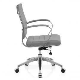 Tek Office Chair Grey