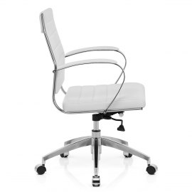 Tek Office Chair White