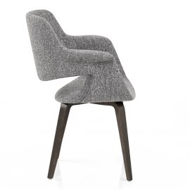 Lloyd Dining Chair Grey Fleck