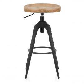 Compass Industrial Stool
