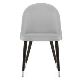 Polo Dining Chair Grey Fabric