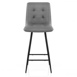Decadence Bar Stool Grey