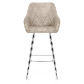 Mason Bar Stool Cream