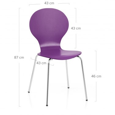 Candy Chair Purple