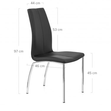 Kudos Chair Black
