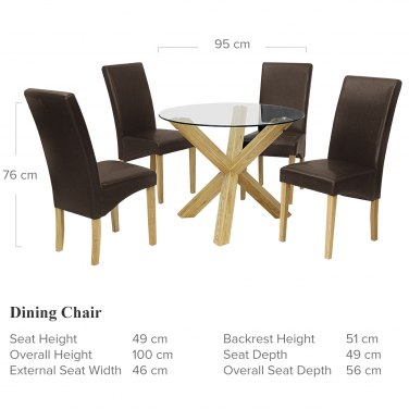 Saturn Dining Set
