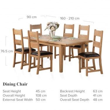 Stirling Extending Dining Set