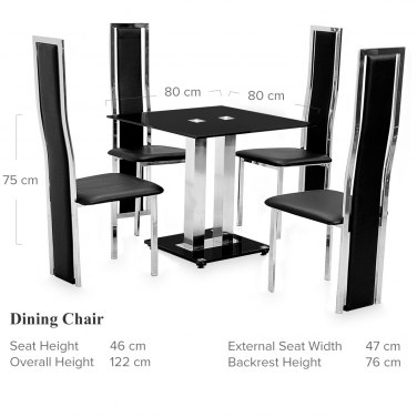 Trinity Dining Set Small
