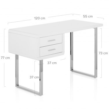 Alton Desk Dimensions