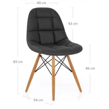 cm inches seat height 46 18 1 overall height 83 32 7 external seat