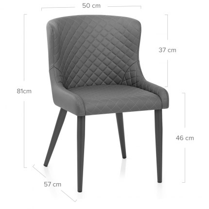 Provence Dining Chair Grey