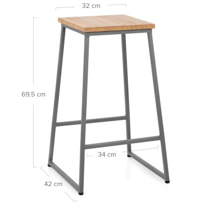 Quad Stool Dimensions