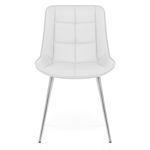 Milano Dining Chair White