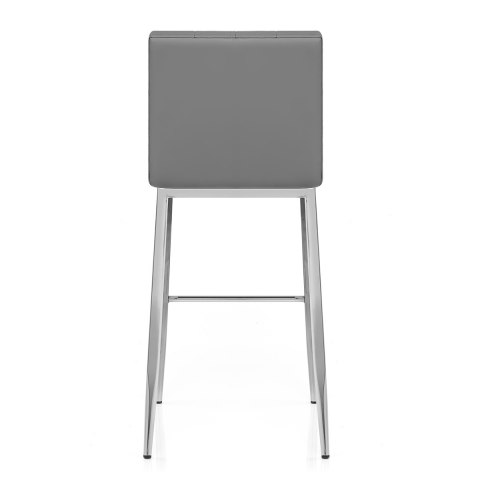 Mellow Bar Stool Dark Grey