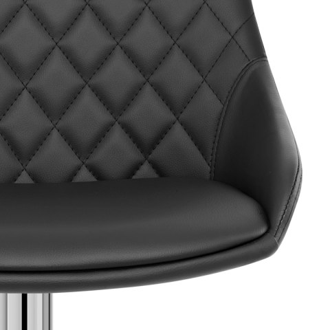 Palace Bar Stool Black