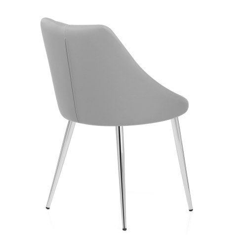 Tempo Dining Chair Light Grey