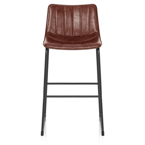 Tucker Stool Antique Brown