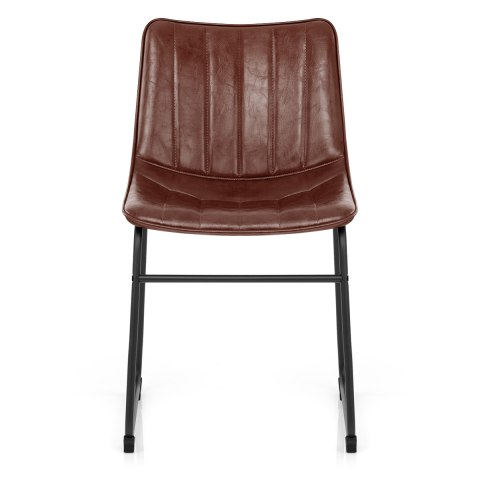 Tucker Chair Antique Brown