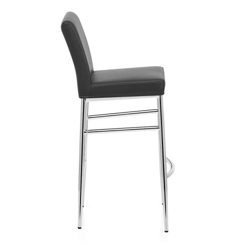 Nova Bar Stool Black
