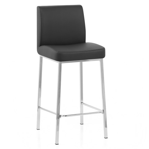 Pacino Stool Black