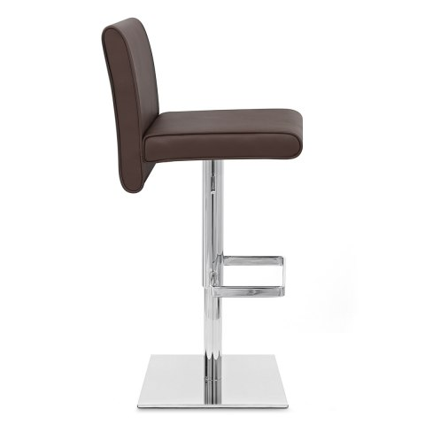 Siena Bar Stool Brown