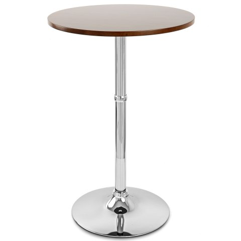 Sovereign Round Bar Table Walnut Atlantic Shopping