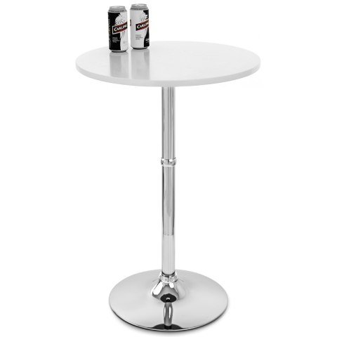 Sovereign Bar Table White