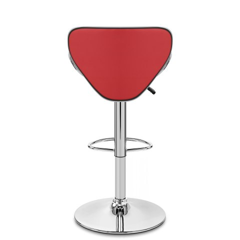 Duo Bar Stool Red