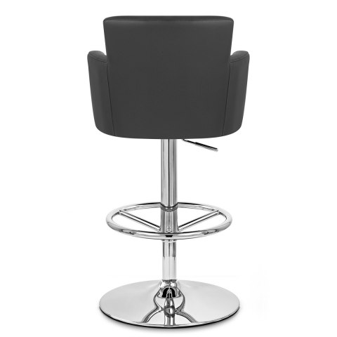 Chateau Bar Stool Black