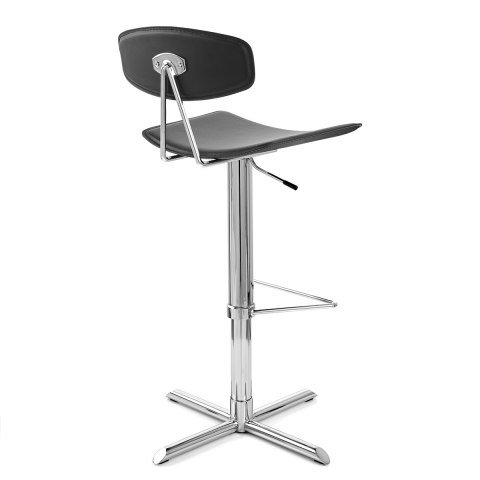 Blade Bar Stool Black