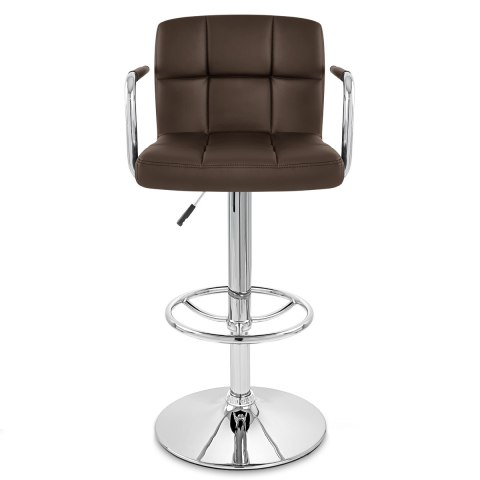 Maze Bar Stool Brown