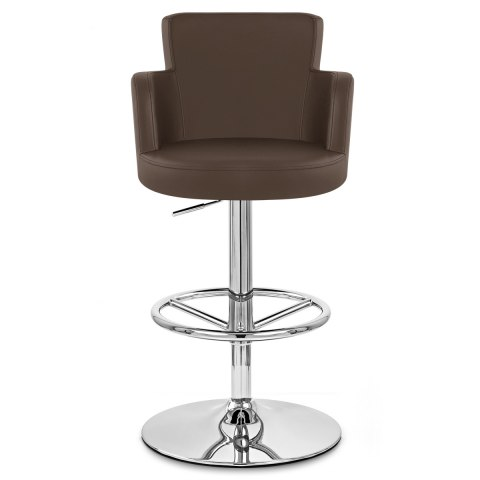 Chateau Bar Stool Brown