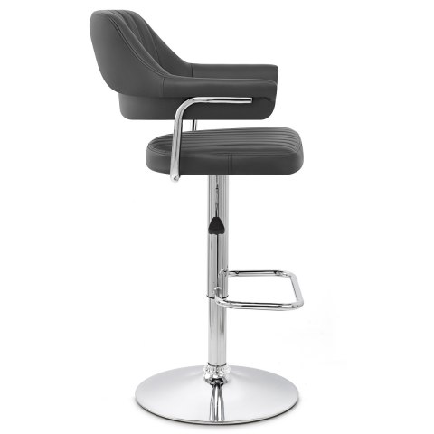 Skyline Bar Chair Black