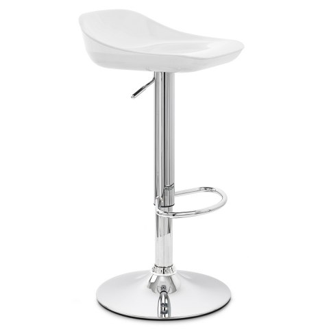 Reflex Bar Stool White