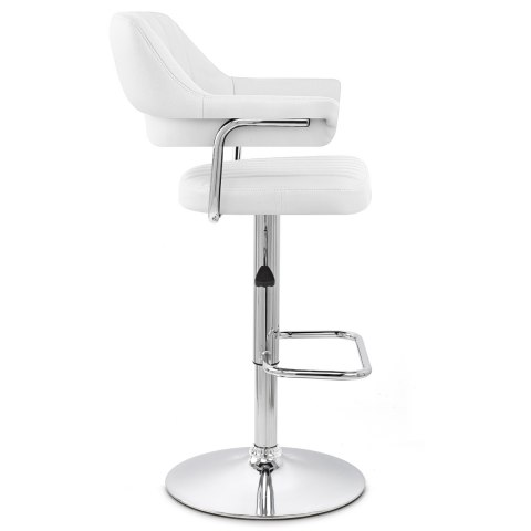 Skyline Bar Chair White