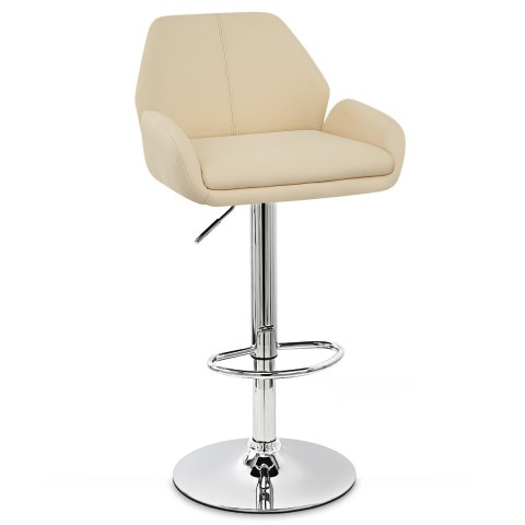 Manhattan Bar Stool Cream