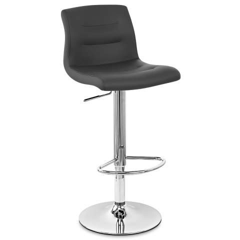 Paradis Bar Stool Black