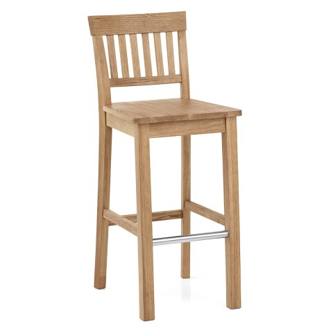 oak breakfast bar stools grasmere oak bar stool atlantic shopping 316