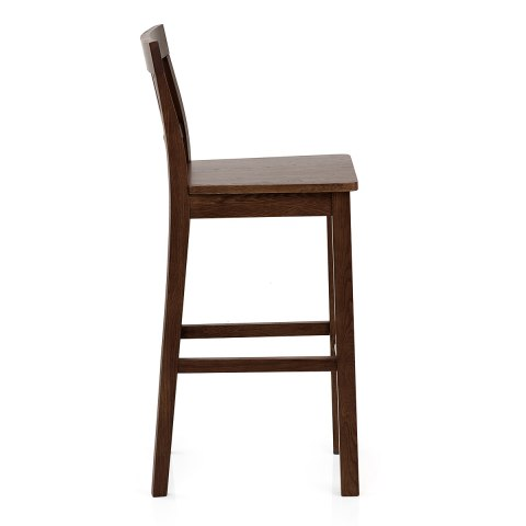 Grasmere Dark Oak Bar Stool