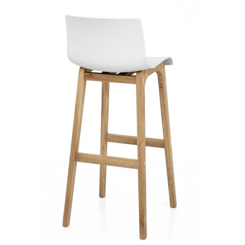 white bar stools drift oak amp white bar stool atlantic shopping 29648